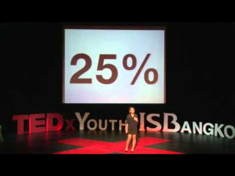 The Power of Public Speaking | Sofia Meisburger | TEDxYouth@ISBangkok