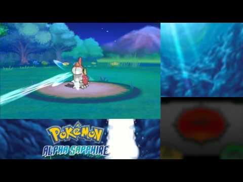 Pokemon: Alpha Sapphire Part 1