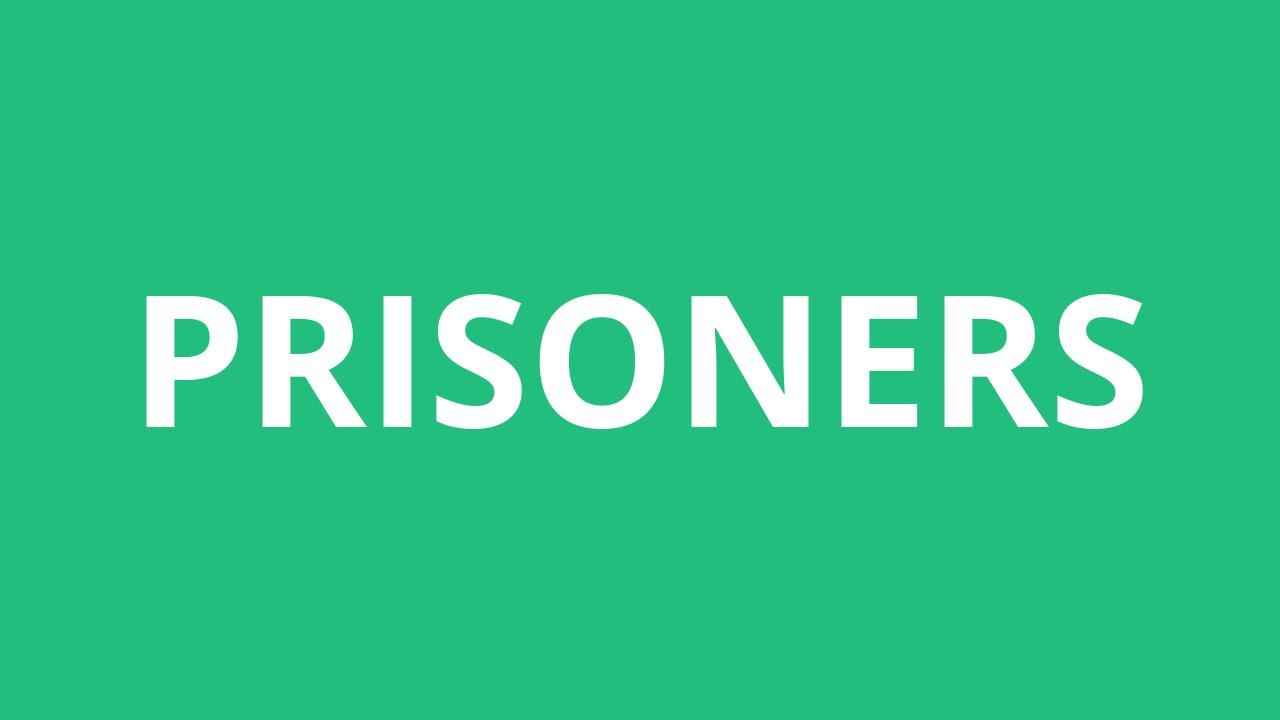 How To Pronounce Prisoners - Pronunciation Academy