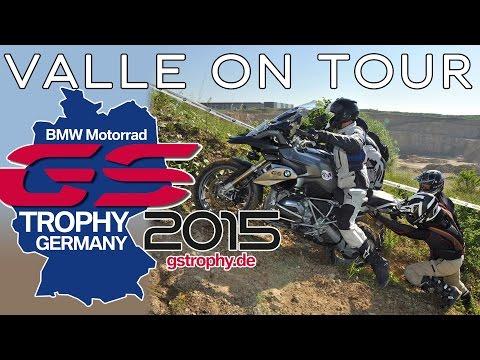 BMW MOTORRAD GS TROPHY 2015 GERMANY/DEUTSCHLAND QUALIFYING + TOURATECH TRAVEL EVENT | BMW MOTORRAD