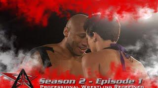 aaw pro wrestling season 2 episode 1 heidi lovelace vs matt cage