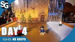 LEGO Harry Potter Advent Calendar 2019 Unboxing (Set 75964) | Day 4