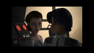 Star Wars: Rebels - Ezra and Leia Audio Cue