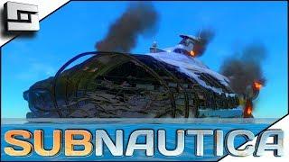 Subnautica Gameplay - EXPLORING THE AURORA! S4E15