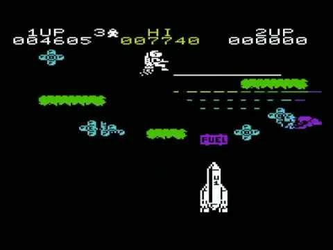 VIC-20 - Jetpac (1983)(Ultimate)[8k]