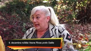 Sudjenje Dalile Dragojevic i Vesne Rivas