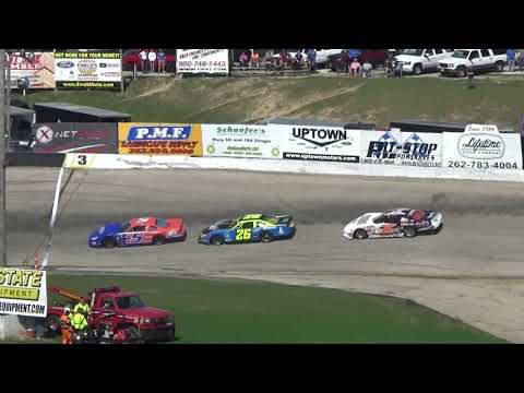 Slinger Speedway May 6 2018 Late Model Feature Highlights