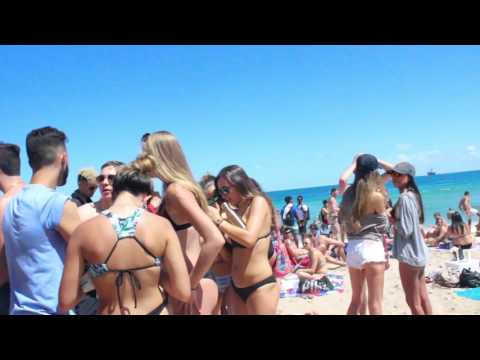 Spring Break 2017 Fort Lauderdale, Florida
