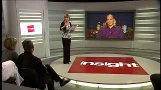 Oliver Marc Hartwich on SBS Insight, Greek Ruins