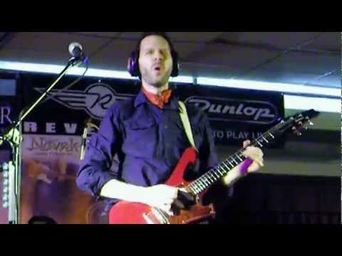 Paul Gilbert - solo~Magic Carpet Ride - Jan 20th 2012 - Deke Dickerson Guitar Geek Festival 2012