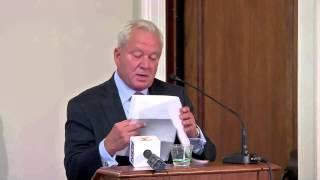 """Otto Reich - Foro: """"Defensa de la Democracia en Ecuador"""""""