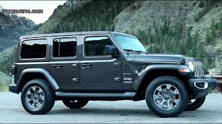 2019 Jeep Wrangler Review interior exterior design