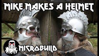Microbuild: Mike Makes A Helmet