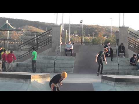 Skateboarding=fun