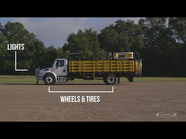 Ledwell Operational Series - TMA
