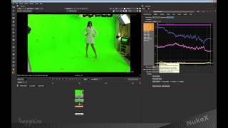 Nuke. Урок №11. NukeX: Camera tracking