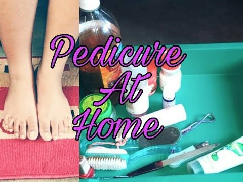 Pedicure | 6 Remedies | CURE Athlete's Foot | At Home Remedies