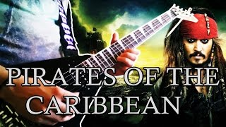 PIRATES OF THE CARIBBEAN THEME (Metal Cover)