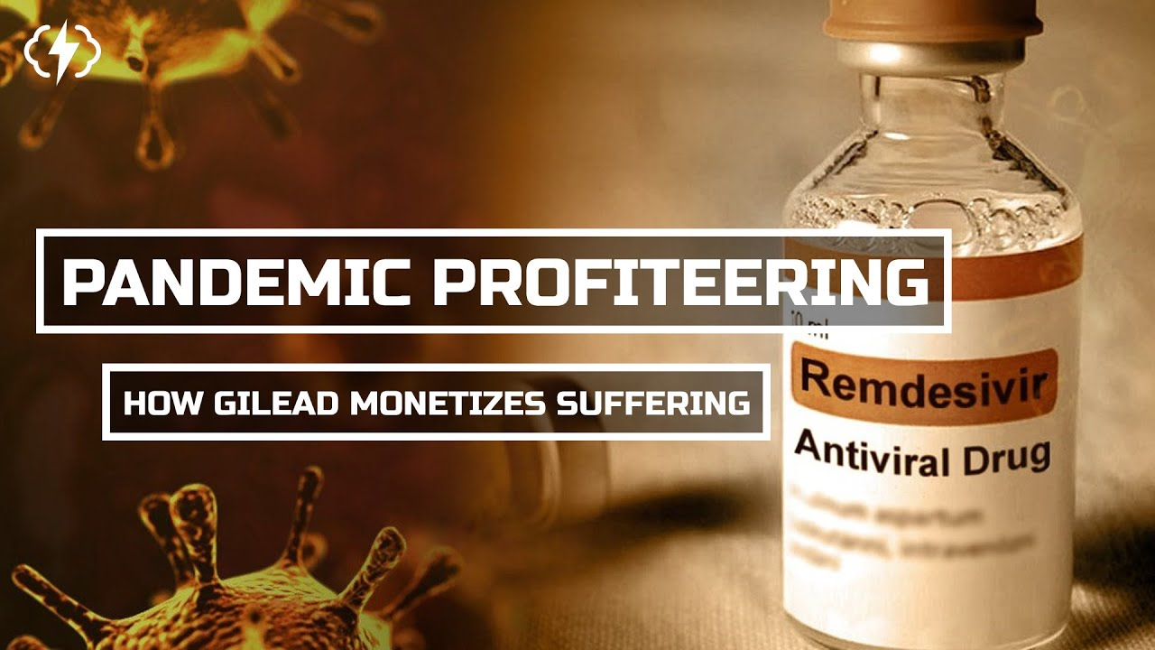 How This Drug Company Monetized The Pandemic