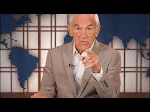 Prepare For Interest Rate Rises & Global Debt Bubble Collapse – RON PAUL