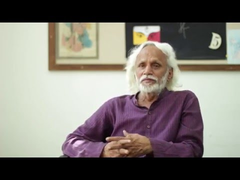 Interview of Prof Balram on Product Design - Part 1