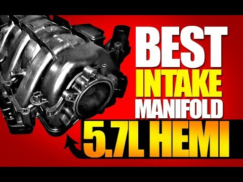 BEST 5.7L Hemi Intake Manifold UPGRADE! Many Of You Are Right…