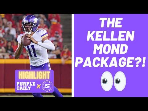 Should Minnesota Vikings create a Kellen Mond package on offense