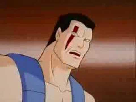Mortal Kombat Defenders of the Realm Intro Español