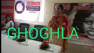 in this video i have shown celebration of international women's day...