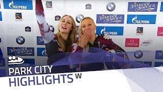 Three is the magic number for Kaillie Humphries | IBSF Official