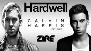 Bouncing Cobra (DJ Zire Mashup) [Hardwell vs Calvin Harris feat. Kelis]