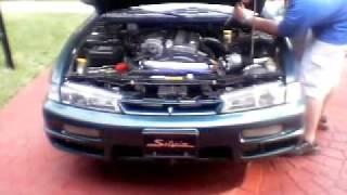 How To Sea Foam Nissan 240SX 98 S14 Kouki NISMO