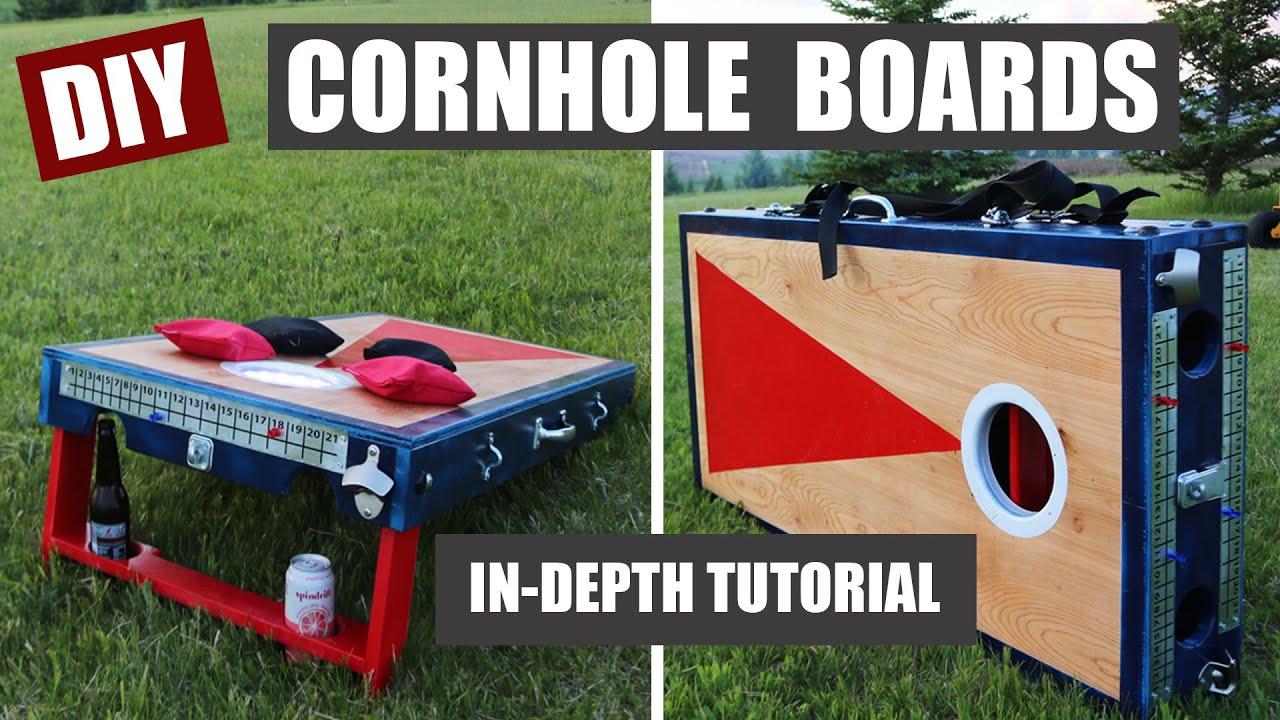 Link Cornhole Board