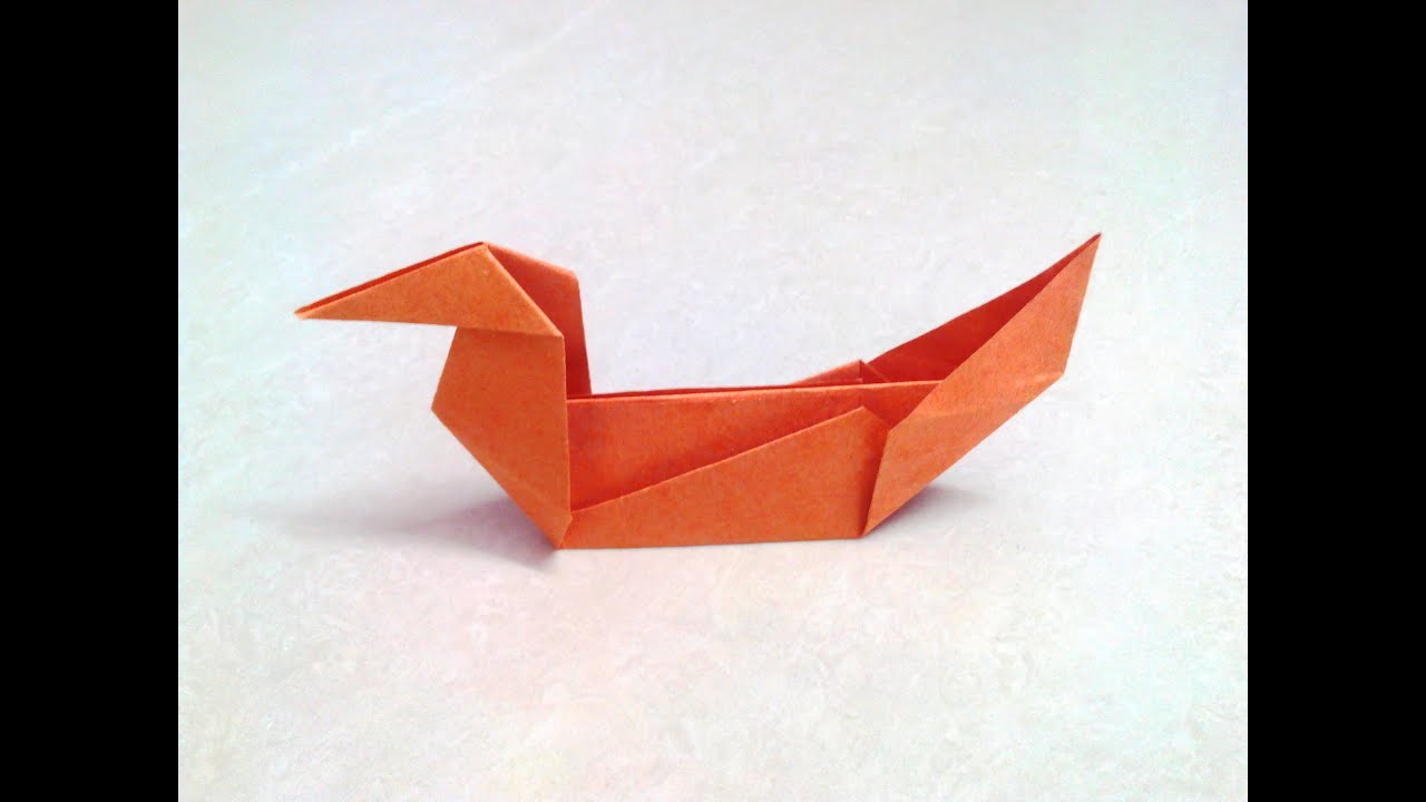 how to make an origami paper duck 1 origami paper