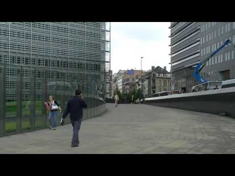 The Berlaymont Brussels