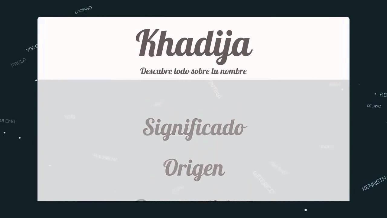 Nombres Arabes Para Bebes Varones