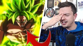 dragon ball super trailer 2 nueva pelicula 2018