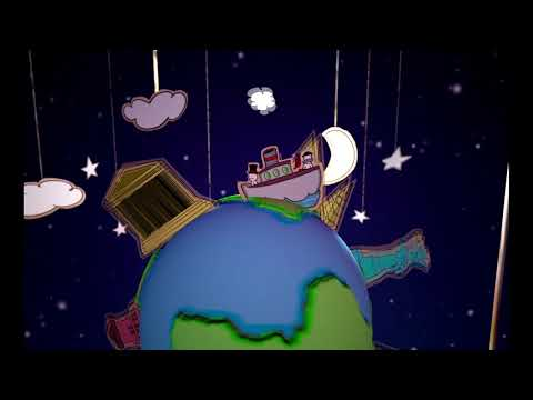 Around the World in 80 Days: Literary theme in 3D