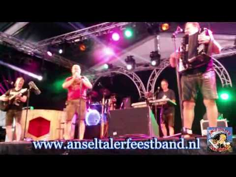 Anseltaler met Peter Janssen als gastmuzikant (leadzang)