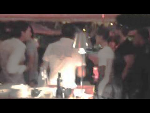 Justin Bieber Orlando Bloom Fight - NEW VIDEO RELEASED