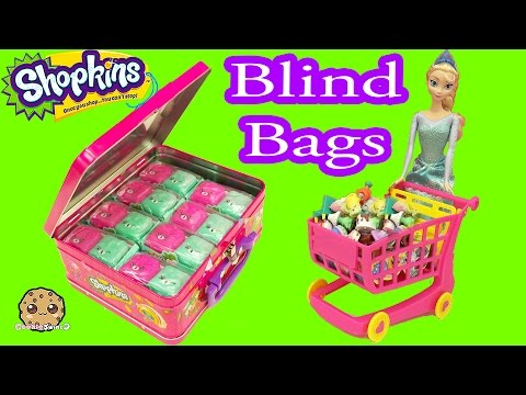 Case Full Of Season 5 Shopkins Surprise Petkins Blind Bags With Queen Elsa - Cookieswirlc