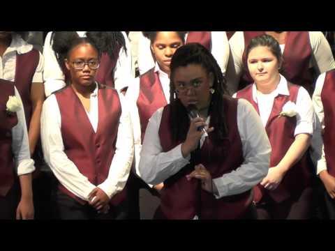 Spring Concert 2016 - Gospel Chorus