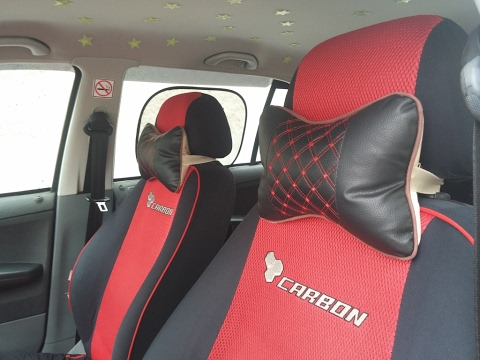 Head Neck Pillow Soft Car Auto Seat Rest Cushion Pad Mat Ebay