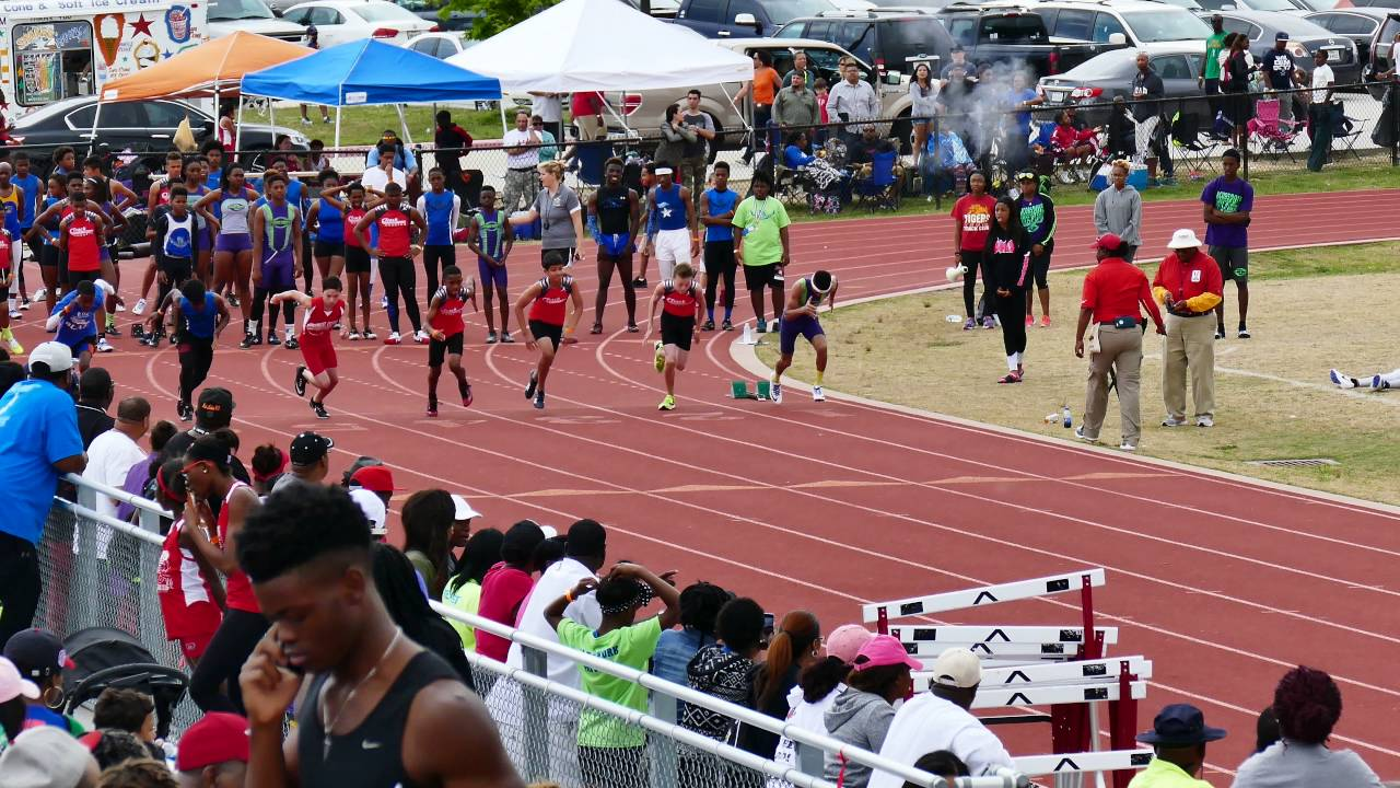 2016 TIGERS YOUTH TRACK MEET - 13-14 YR BOYS 100 METER - H2