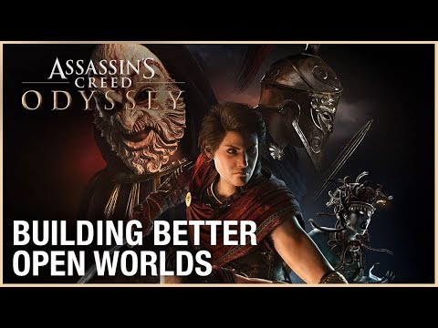 Assassin's Creed Odyssey: How Players Make Our Open Worlds Better | Ubisoft [NA] thumbnail
