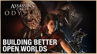 Assassin's Creed Odyssey: How Players Make Our Open Worlds Better | Ubisoft [NA]
