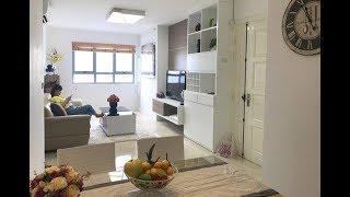 Winhousing.vn - Khám phá căn hộ mẫu Tứ Hiệp Plaza diện tích 66.7m2