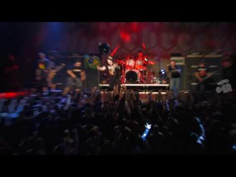 Hatebreed - Ghosts of War (Sao Paulo, July 26th, Brazil) LBViDZ.com.br