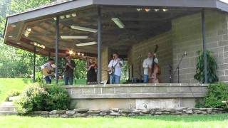 Kati Penn & Newtown - Gonna Take a Train - Old Mill Park Bluegrass Festival