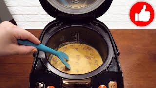 Смешайте куриную грудку с яйцом и рисом и Вы будете в восторге от результата в мультиварке